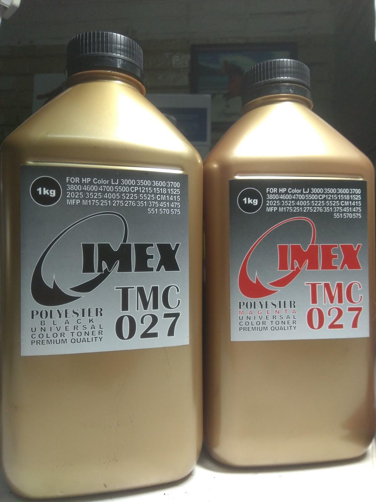 HP IMEX TMC 027